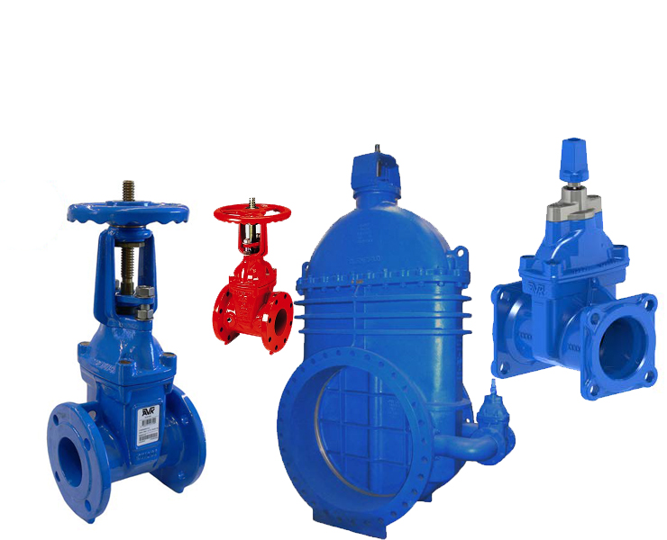 Gate valves and fire products AVK Flow Control