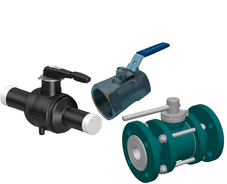 Penstocks & severe service valves